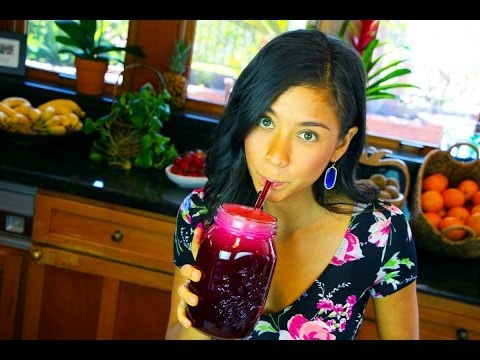 Video Liver Cleansing Juice!