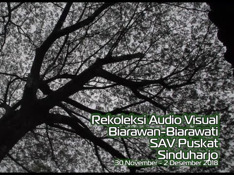 Rekoleksi Audio Visual Biarawan Biarawati