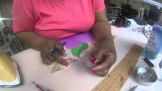 Facings For Art Quilts