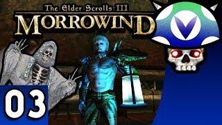 [Vinesauce] Joel   Morrowind ( Part 3 )