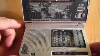 Sony ICF-SW12 World Band Radio/test SW