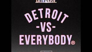 Eminem - Detroit Vs. Everybody (Instrumental) WITH HOOK!! FIRST ON YOUTUBE!!