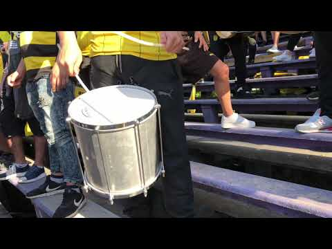 """Percusión Barra Amsterdam vs Defensor"" Barra: Barra Amsterdam • Club: Peñarol"