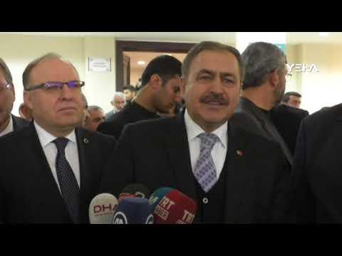 Bakan Eroğlu: Kılıçdaroğlu'nun FETÖ'ye vefa borcu var