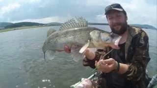 Рыбалка зимой в нугушском водохранилище