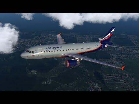 Short Flight! | FF A320 Full Flight | Budapest - Cluj WizzVA | X