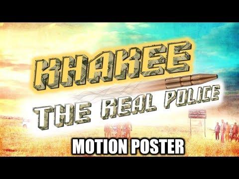Khakee : The Real Police (Thoongavanam) 2018 Hindi Dubbed Motion Poster   Kamal Hassan, Trisha
