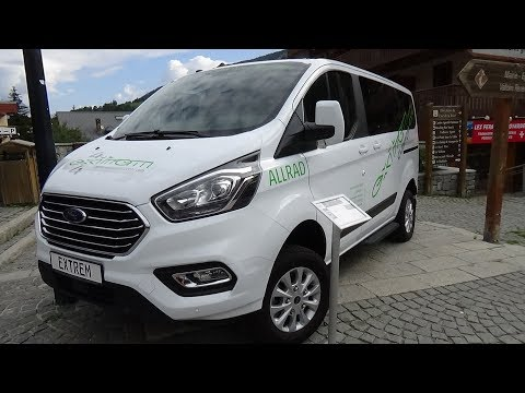 2018 Ford Tourneo Custom 4x4 Extrem Exterior And Youtube Search