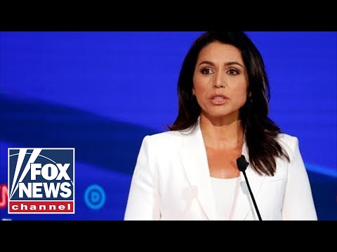 Live: Tulsi Gabbard joins Fortune 'Most Powerful Women' dinner amid 2020 campaign