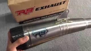 Knalpot Racing Yamaha XMax R9 Titanium H2 Full System X Max