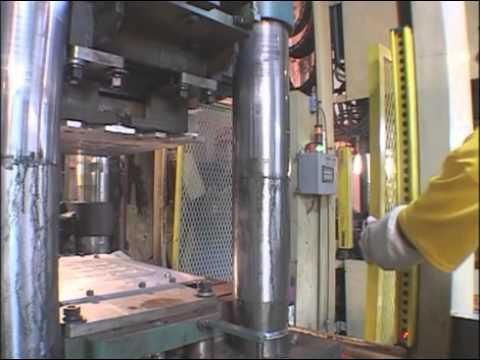 Seguridad Industrial, Protección de Maquinaria, guardas y barreras fisicas