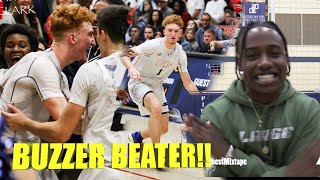Nico Mannion went SICKO MODE in front of Travis Scott!? | Pinnacle DEFEATS Shadow Mountain