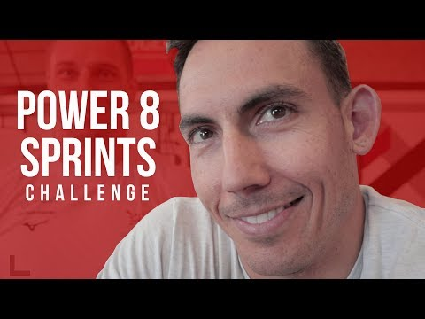 A Rowing Machine Workout with British Rowing: The Power 8 Sprints