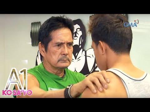 A1 Ko Sa'yo: Ang machong nahumaling sa gwapito (full episode)