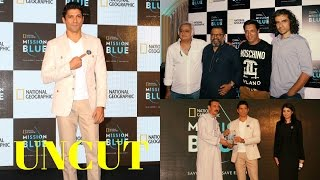 UNCUT: Launch Of National Geographic New Initiative With Farhan Akhtar
