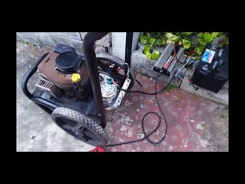 Generador inverter 3,000 watts hecho en casa.