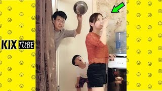 Watch keep laugh EP421 ● The funny moments 2018