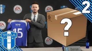 FIFA 19 - Dostałem Paczkę Od Wisły Płock! - Kariera Tolka Bannana #2