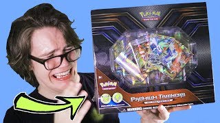 Opening the $250 Pokemon Card Box!