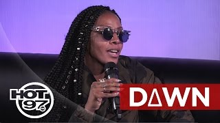 Dawn Richard On HOT97