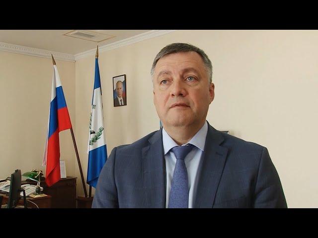 Губернатор Иркутской области возглавил список «Единой России» на выборах в Госдуму