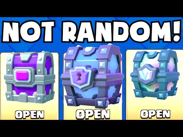 Clash Royale Chest Cycle all awesome chests in clash royale clash ...