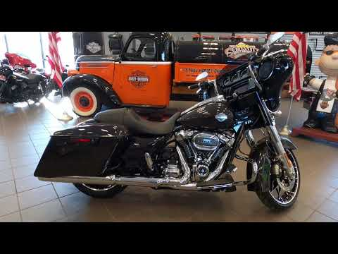 2021 Accessorized Harley-Davidson® Street Glide® Special FLHXS