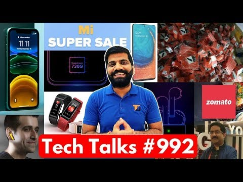 Tech Talks #992 - Fake Xiaomi Products, iPhone No Ports, vivo X30, Realme Wireless Buds, XT 730G