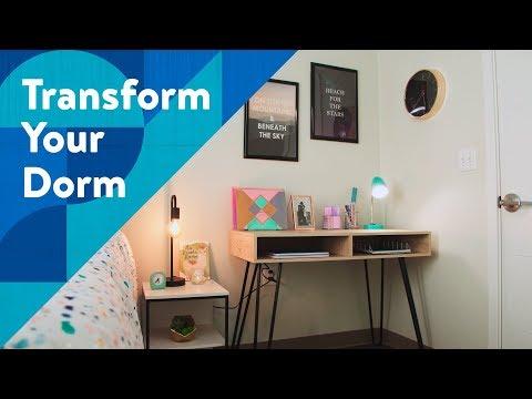 Transform Your Dorm | Sleep-Study Zone
