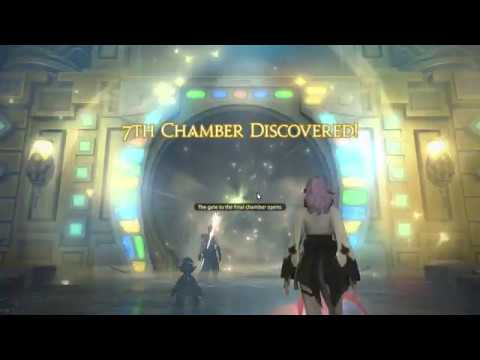 FFXIV - The Hidden Canals of Uznair - Final Chamber (Server First