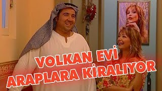 Volkan evi Araplara kiralıyor - Avrupa Yakası