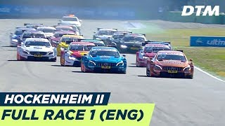 DTM Hockenheim Final 2018 - Race 1 (Multicam) - RE-LIVE (English)