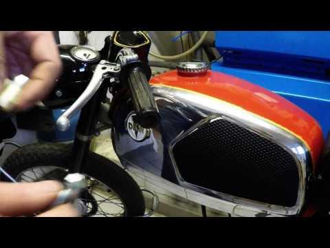Moped Spiegel montieren/ Sollingracer