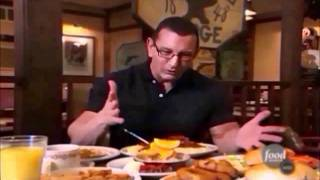 "Chef Robert Irvine -- hilarious moments from ""Restaurant: Impossible"""