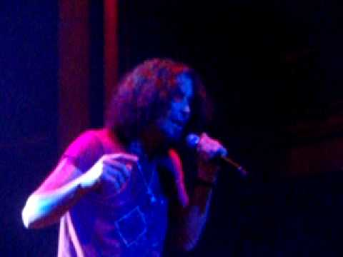 Chris Cornell - Heaven's Dead @ Webster Hall, NYC