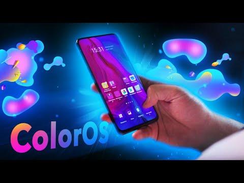 Обзор ColorOS 6 : все фишки за 7 минут
