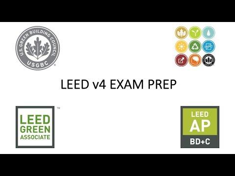 Passing The LEED v4 Exam - YouTube