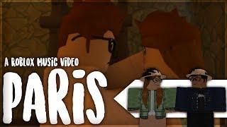 Paris - The Chainsmokers | Roblox Music Video