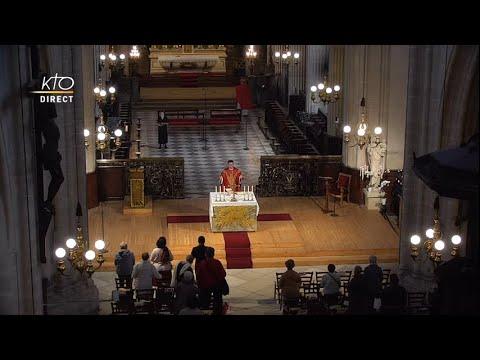 Messe du 29 juin 2021 à St-Germain-l'Auxerrois