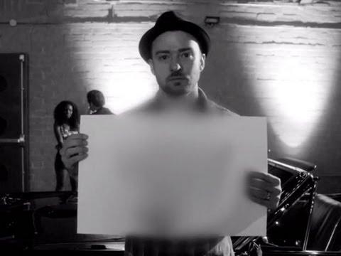 Justin Timberlake - Take Back The Night - Teaser