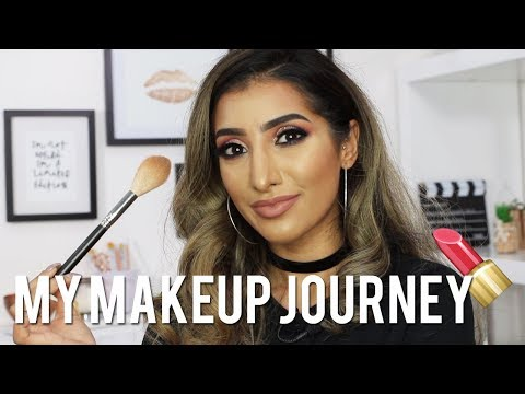CHATTY How I Became A Makeup Artist - MY JOURNEY