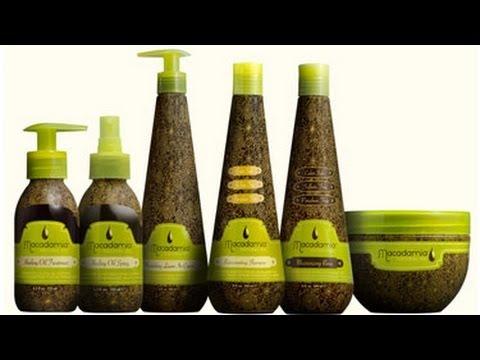 Macadamia Natural Oil. Уход за волосами