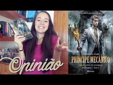 OPINIÃO: Príncipe Mecânico de Cassandra Clare