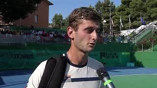 Raul Brancaccio – Guzzini Challenger 2019 – DAY 4