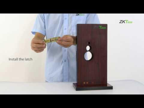 Smart Lock ML10-ID Installation Guide