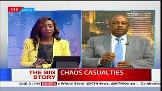 Eric Kiraithe: We shall do everything to ensure that everyone who has committed a crime is punished