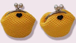 TUTORIAL Pochette Clic Clac *SOLE* / Mel C Bags Handmade / Punto Canestro