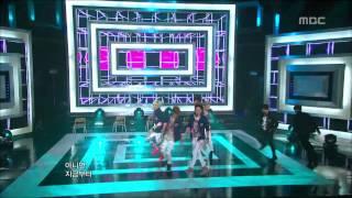 NU'EST - Face, 뉴이스트 - 페이스, Music Core 20120407