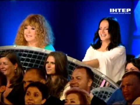 Потап и Настя - Не пара Пугачева vs Ротару - Crimea Music Fest - 2011