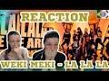 Weki Meki (위키미키) - La La La | MV REACTION